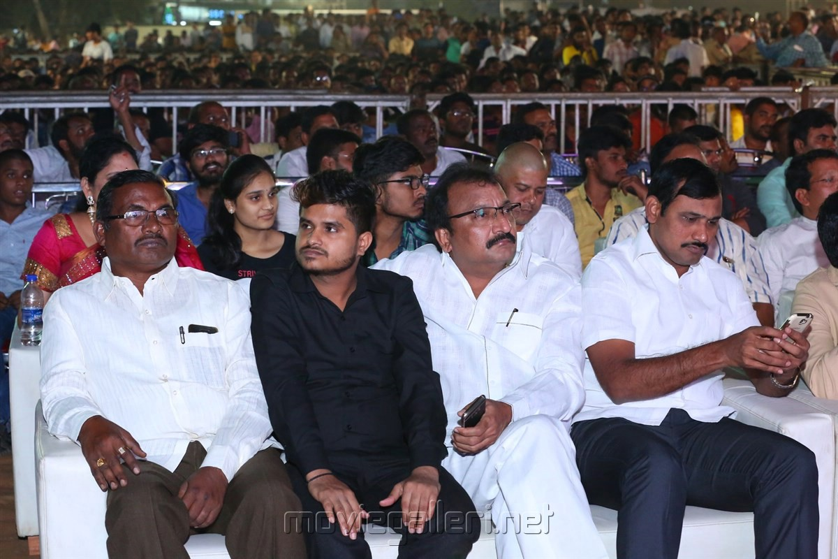 Jai Simha Audio Launch Stills