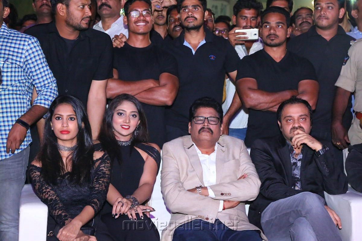 Jai Simha Movie Audio Launch Stills