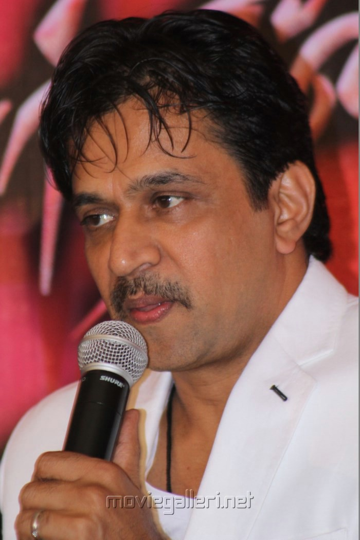Action King Arjun @ Jaihind 2 Movie Press Meet Stills
