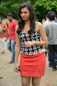 Actress Priya at Jaiho Movie Launch Stills