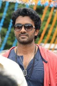 Actor Shiva at Jaiho Movie Launch Stills