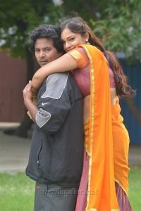 Jeevan, Aswini in Jaikira Kuthirai Movie Photos