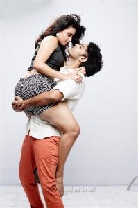 Dimple Chopade, Jeevan in Jaikira Kuthirai Movie Photos