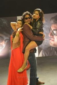 Aswini, Jeevan, Sakshi Agarwal in Jaikira Kuthirai Movie Photos