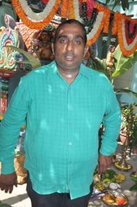 Music Director Dheena at Jamaai Movie Launch Photos