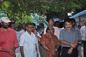 Jamaai Tamil Movie Launch Photos