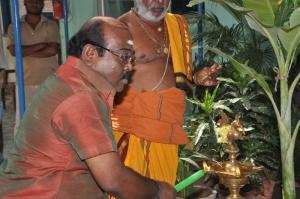 TP Gajendran at Jamaai Movie Launch Photos