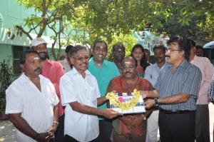 Jamaai Movie Launch Photos