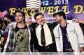 Naveen, Radha Ravi, Uday in Jamaai Movie Stills