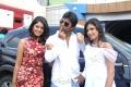 Bindu Madhavi, nani, Haripriya in Jameen Tamil Movie Stills