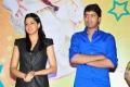 Sakshi Chaudhary, Allari Naresh @ James Bond Movie Gummadikaya Function Stills