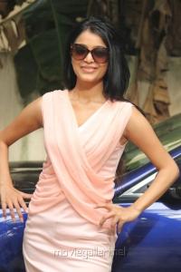 Actress Janani Iyer Hot Pics @ Paagan Interview