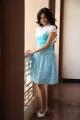 Actress Janani Iyer Hot Pics in Paagan Movie