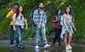 Nithya Menon, Jr NTR, Samantha in Janatha Garage Movie Stills