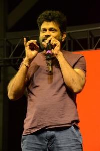 Sukumar @ Janatha Garage Success Meet Stills