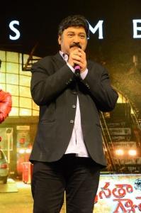 Actor Suresh @ Janatha Garage Success Meet Stills