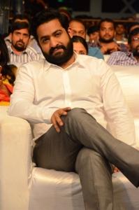 Actor Jr NTR @ Janatha Garage Success Meet Stills