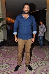 Actor Ajay @ Janatha Garage Thanks Meet Stills
