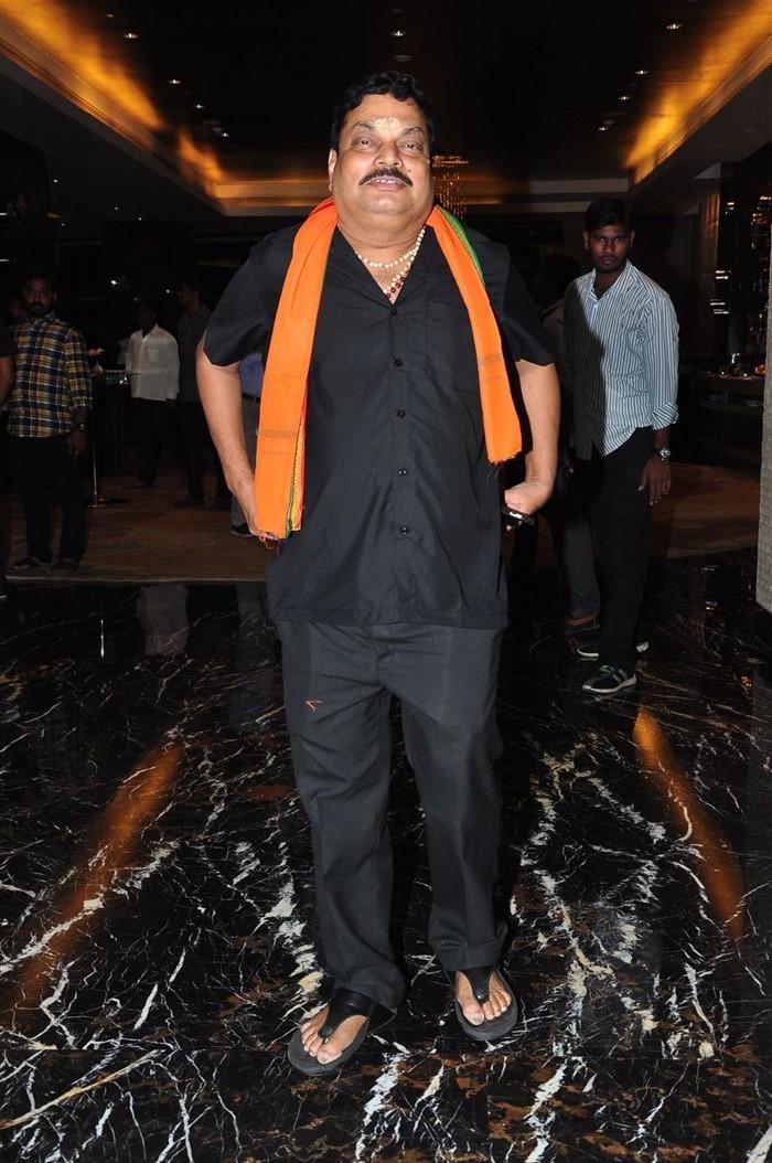BA Raju @ Janatha Garage Thanks Meet Stills