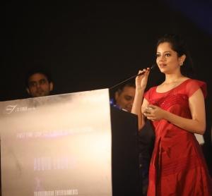 Anchor Anitha Sampath @ Jango Audio Launch Stills