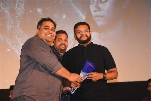 CV Kumar,Ghibran @ Jango Audio Launch Stills