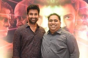 Satheesh Kumar, CV Kumar @ Jango Audio Launch Stills