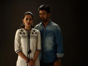 Mirnalini Ravi,Satheesh Kumar in Jango Movie Images
