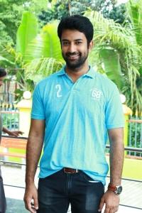 Actor Sathish @ Jango Movie Launch Photos