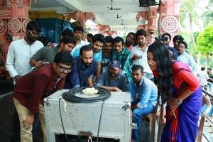 Jango Movie Shooting Started Photos