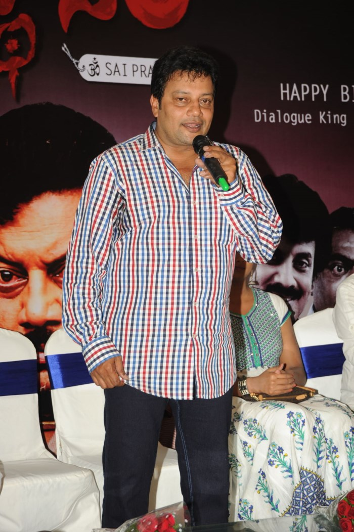 Saikumar @ Janmasthanam Movie Press Meet Stills