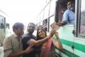 Manisha Yadav @ Jannal Oram Audio Launch at CMBT Bus Terminal Stills