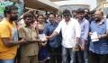 Jannal Oram Audio Launch at CMBT Bus Terminal Stills