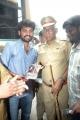 Actor Vimal in Jannal Oram Audio Launch at Tambaram Bus Depot Stills
