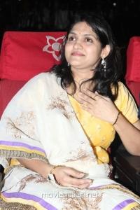 Singer Harini @ Jannal Oram Audio Release Photos