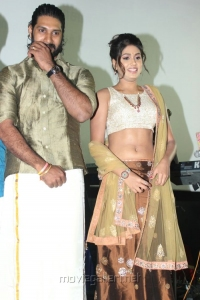 Ramana, Manisha Yadav @ Jannal Oram Audio Release Photos