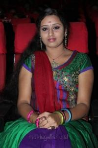 Actress Aishwarya @Jannal Oram Audio Release Photos