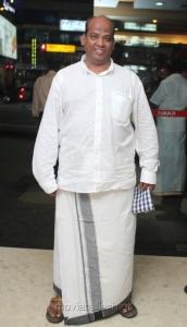 Krishnamurthy @ Jannal Oram Audio Release Photos