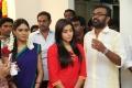 Manisha Yadav, Poorna, Karu Palaniappan at Jannal Oram Movie Launch Photos