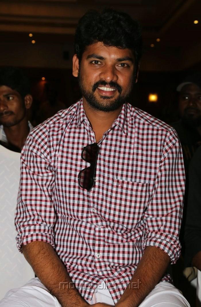 Actro Vimal at Jannal Oram Movie Press Meet Stills