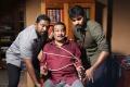 Robo Shankar, Ilavarasu, Jai in Jarugandi Movie Stills HD