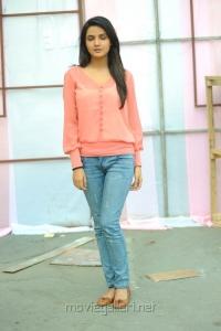 Actress Jasmine Latest Stills at Dilunnodu Press Meet