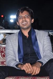 Priyadarshi @ Jathi Ratnalu Pre Release Event Warangal Photos