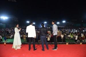Jathi Ratnalu Pre Release Event Warangal Photos