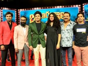Jathi Ratnalu Movie Success Meet Stills