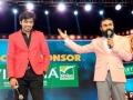 Priyadarshi, Rahul Ramakrishna @ Jathi Ratnalu Movie Success Meet Stills