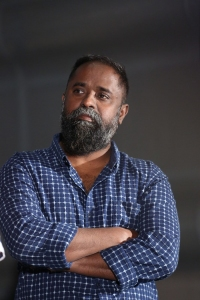 Cinematographer KV Guhan @ Jawaan Movie Pre Release Function Stills
