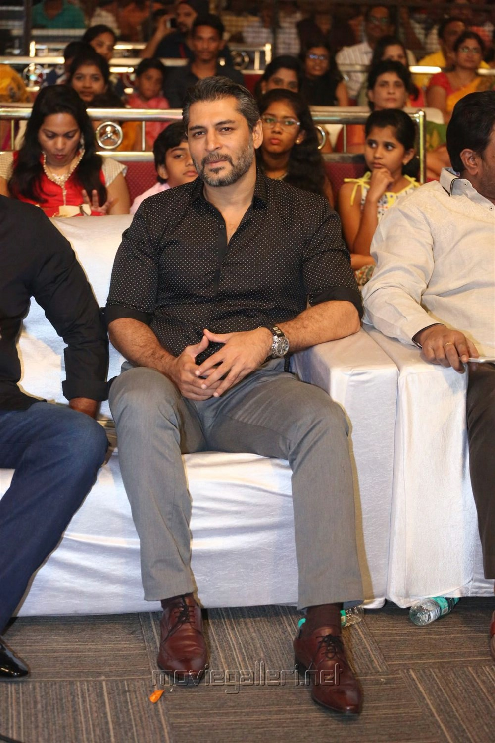 Actor Tarun Arora @ Jaya Janaki Nayaka Movie Audio Launch Stills