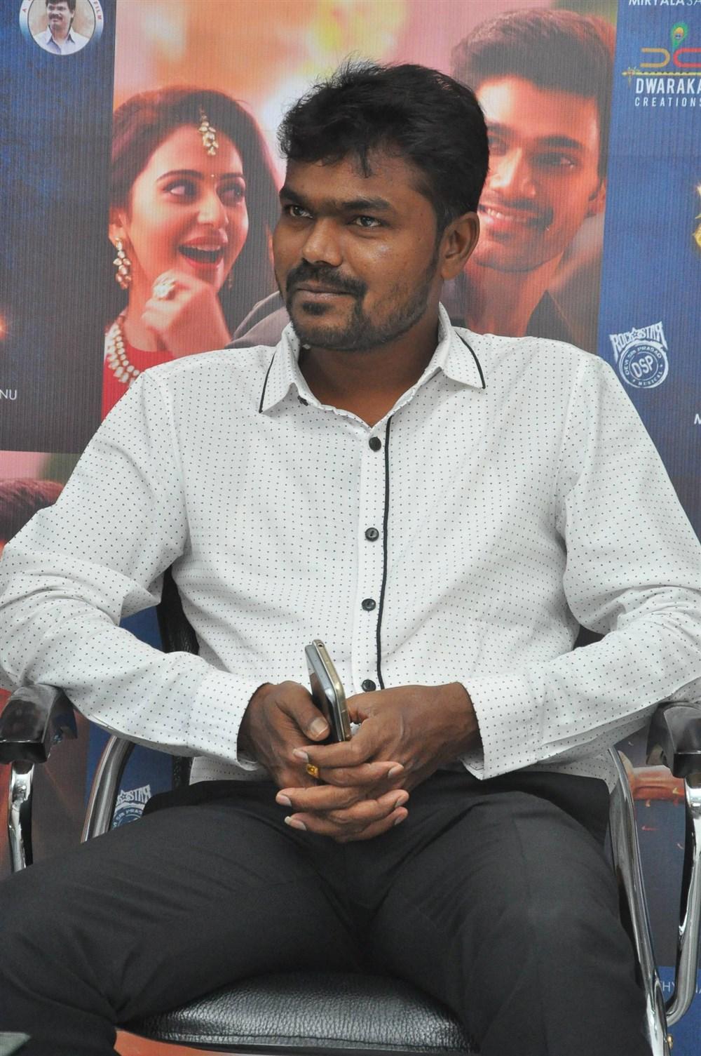 Producer Miriyala Ravinder Reddy @ Jaya Janaki Nayaka Movie Success Meet Photos