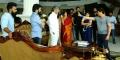 Jagapathi Babu, Sitara, Boyapati Srinu @ Jaya Janaki Nayaka Movie Working Stills