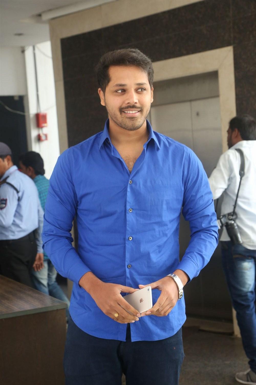 Actor Nandu @ Jaya Janaki Nayaka Press Meet Stills